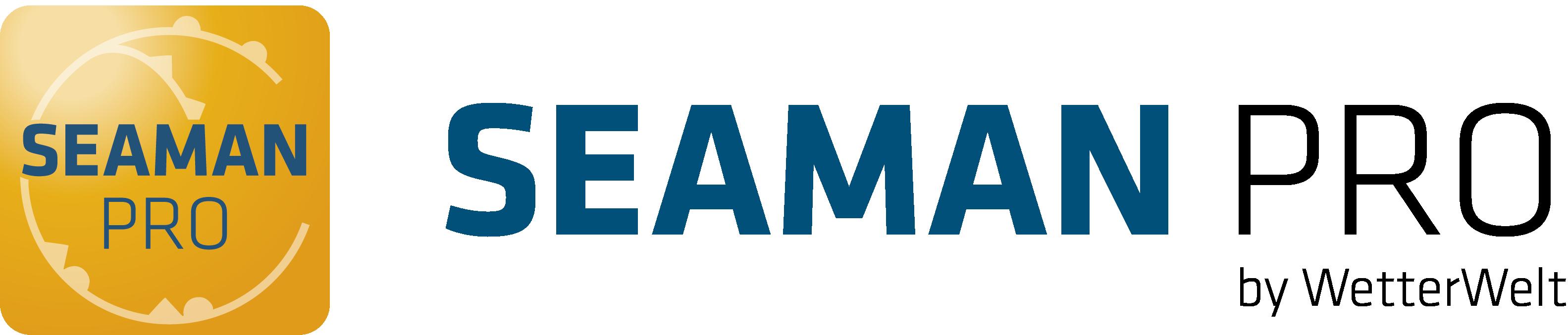 Logo Wetter Software SEAMAN PRO - Kinderleicht zur Wetter Navigation