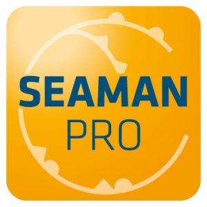 Logo Wetter Navigation Software SEAMAN PRO